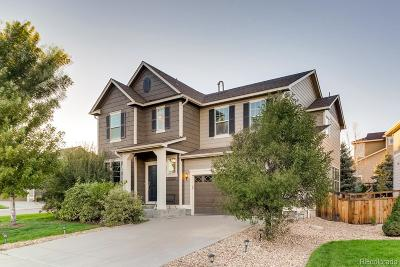 Castle Rock Single Family Home Active: 1308 Sky Rock Way