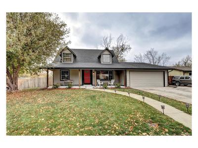 Arvada Single Family Home Under Contract: 6738 Ingalls Court
