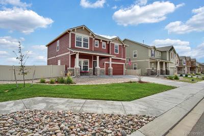 Fountain Single Family Home Active: 7387 Benecia Drive