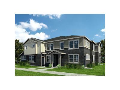Aurora Condo/Townhouse Active: 24592 East Calhoun Place #A