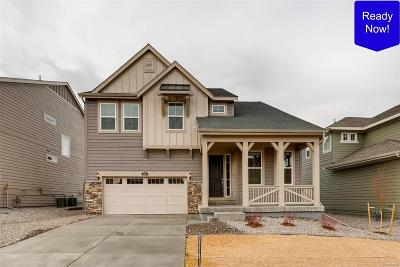 Castle Pines Single Family Home Active: 225 Back Nine Drive