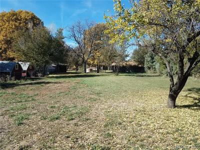 Arvada Residential Lots & Land Active: 6450 Carr Street