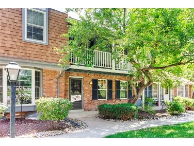 The Village Condo/Townhouse Under Contract: 7101 West Yale Avenue #703