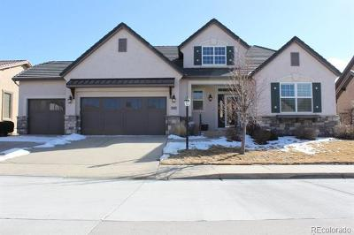 Pine Creek Single Family Home Active: 2455 Pine Valley View