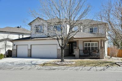 Highlands Ranch Single Family Home Under Contract: 4512 Whitehall Lane