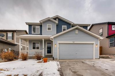 Littleton CO Single Family Home Under Contract: $479,900