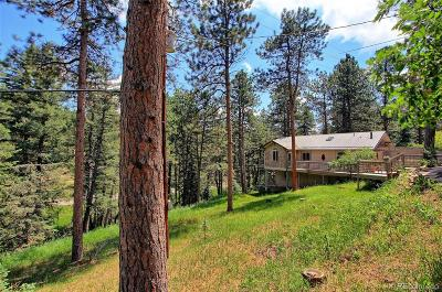 Morrison Single Family Home Under Contract: 6837 High Drive