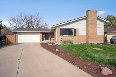 Centennial Single Family Home Under Contract: 7407 South Fairfax Court