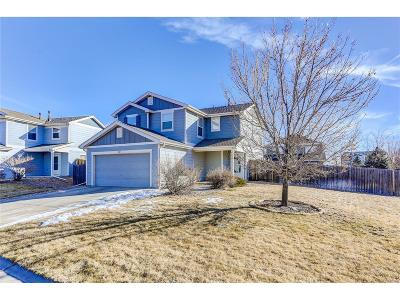 Lochbuie Single Family Home Under Contract: 202 Silver Spur Court