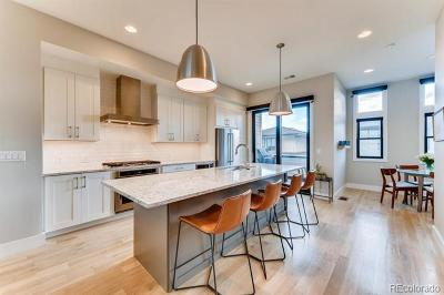 Denver Condo/Townhouse Active: 6829 East Lowry Boulevard