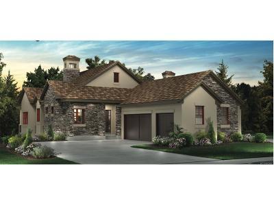 Castle Rock Condo/Townhouse Under Contract: 5066 Castle Pines Drive South Drive