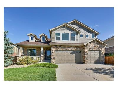 Aurora Single Family Home Active: 24781 East Berry Place