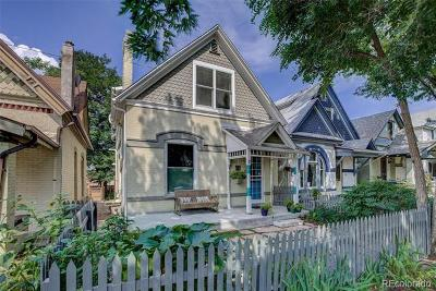 Baker, Baker/Santa Fe, Broadway Terrace, Byers, Santa Fe Arts District Single Family Home Active: 11 Fox Street