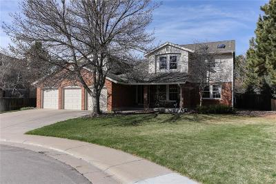 Castle Pines North Single Family Home Under Contract: 7451 Pembroke Court