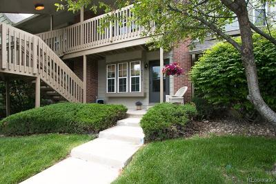 Littleton Condo/Townhouse Under Contract: 9650 West Chatfield Avenue #F