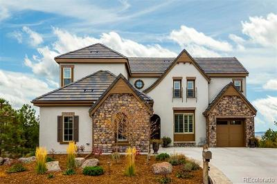 Castle Pines Village Single Family Home Under Contract: 6826 Northstar Circle