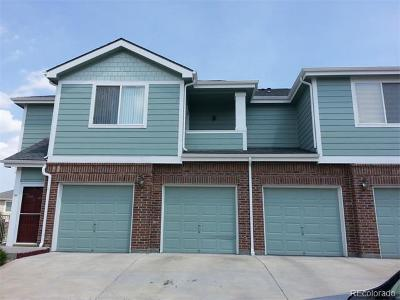 Condo/Townhouse Sold: 5536 Lewis Court #205