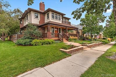 Denver Single Family Home Active: 2690 Stuart Street