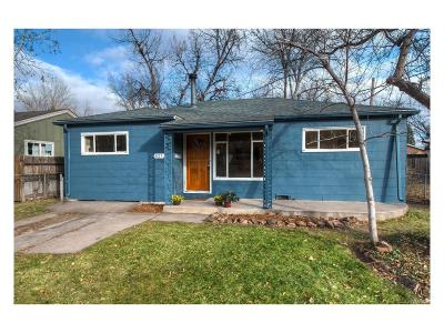 Englewood Single Family Home Under Contract: 3072 South Corona Street