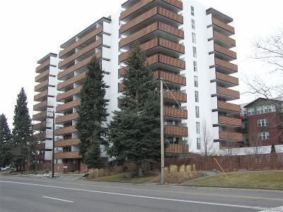 Condo/Townhouse Active: 4570 East Yale Avenue #504