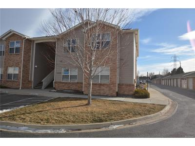 Arvada Condo/Townhouse Under Contract: 11640 West 62nd Place #104