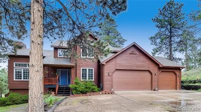 Monument Single Family Home Active: 2110 Charros Loop