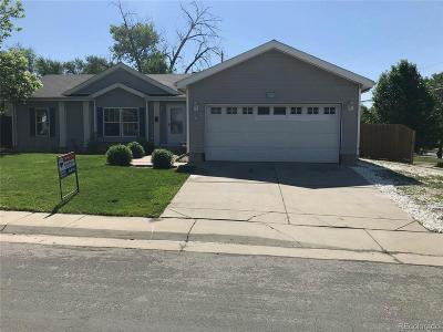 Thornton Single Family Home Under Contract: 8850 Utah Court