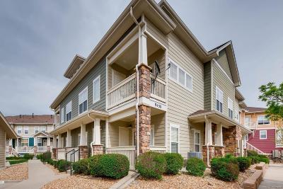 Parker Condo/Townhouse Under Contract: 9458 Ashbury Circle #204