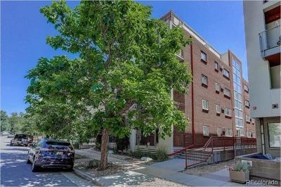 Condo/Townhouse Active: 352 South Lafayette Street #202