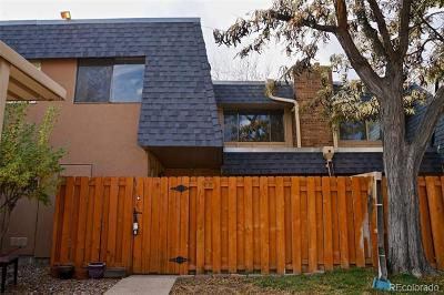 Denver Condo/Townhouse Active: 7995 East Mississippi Avenue #G11