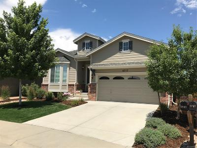 Centennial Single Family Home Under Contract: 6717 East Phillips Place