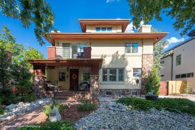 Denver Single Family Home Under Contract: 2312 Raleigh Street