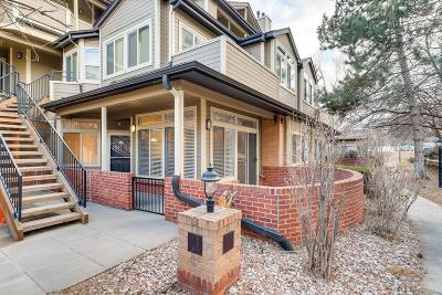 Greenwood Village Condo/Townhouse Active: 6001 South Yosemite Street #A103