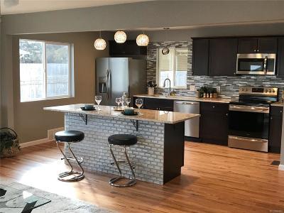 Longmont Single Family Home Under Contract: 741 Vivian Street