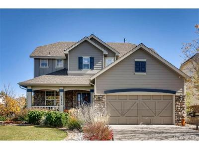 Westminster Single Family Home Active: 10766 Tennyson Way