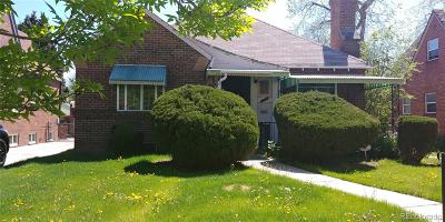 Single Family Home Under Contract: 2860 Forest Street