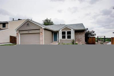Littleton Single Family Home Under Contract: 9063 West Quarto Avenue
