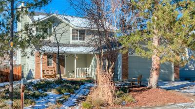 Boulder CO Single Family Home Under Contract: $749,990