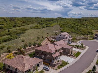 Castle Rock CO Single Family Home Active: $735,000