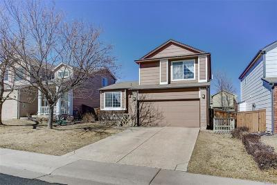 Highlands Ranch CO Single Family Home Active: $414,900