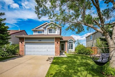 Parker CO Single Family Home Active: $400,000