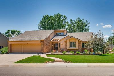 Highlands Ranch Single Family Home Under Contract: 2394 Briarhurst Drive