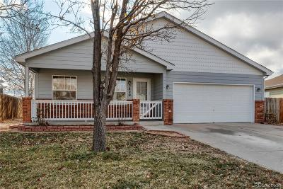 Evans Single Family Home Under Contract: 3620 Boardwalk