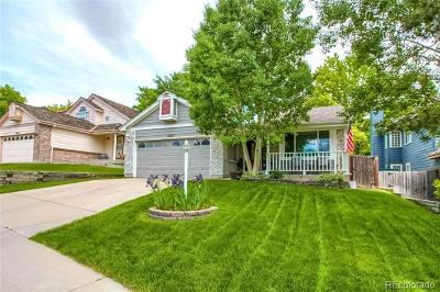 Westminster Single Family Home Active: 11851 Wyandot Circle
