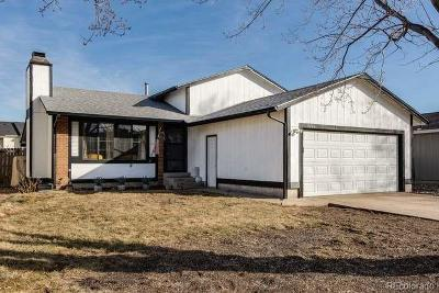 Aurora Single Family Home Active: 16283 East Oxford Drive