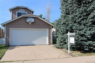Highlands Ranch Single Family Home Under Contract: 690 Walden Court