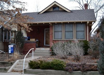 Congress Park Single Family Home Active: 1260 Cook Street