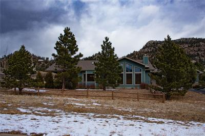 Estes Park Single Family Home Under Contract: 275 Indian Trail