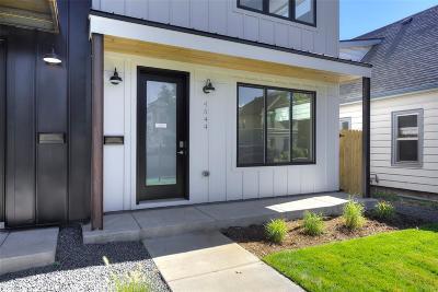 Denver Condo/Townhouse Under Contract: 4544 Stuart Street