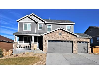 Castle Rock Single Family Home Active: 6080 Hoofbeat Place